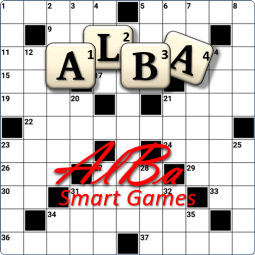 Baixar ALBA Smart Games - Play Cross Words